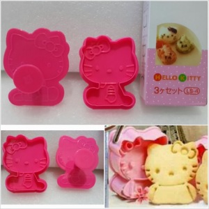 cetakan kue hello kitty hk